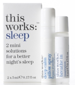 stress relief, this works sleep solution, eco-living
