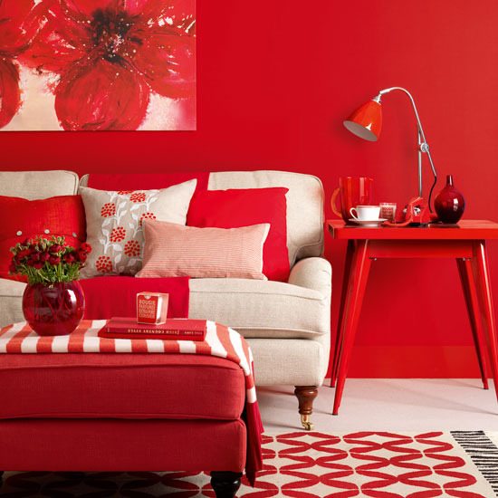 Red Ornaments For Living Room: Why Your Home Is Going To Love July